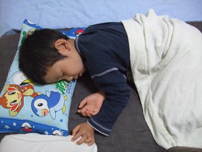 20100928朝までぐっすり眠れるように