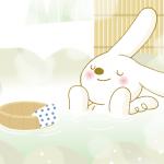 乾燥対策②入浴後、湯気のこもった浴室でスキンケア